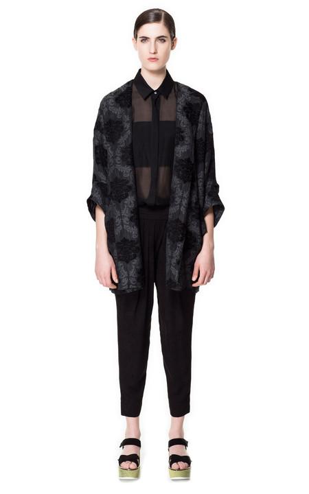 Весна 2013 – что новенького в Zara? — фото 43