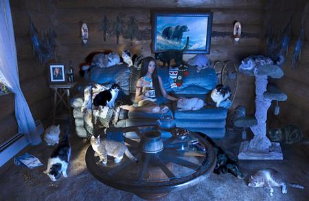 Сказочные принцессы в реальном мире – фантазии Дины Гольдштейн. Долой хэппи – энды! — фото 10