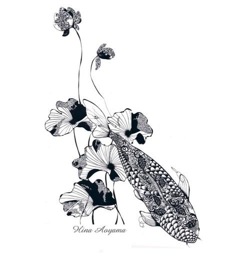 Кружева из бумаги – ювелирные работы Хины Аоямы — фото 27