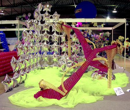 Твистинг – скульптуры из воздуха, или надувательство ))) Фигуры из воздушных шариков — фото 43