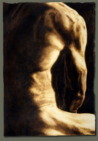 Выжженные картины Пола Чойновски — фото 3