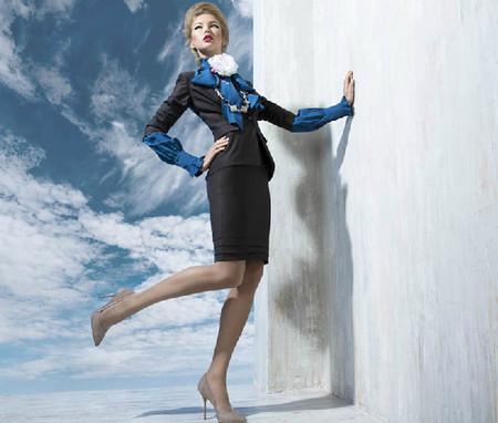 Весенняя коллекция 2013 от M.Reason – модные фантазии российских модельеров — фото 20