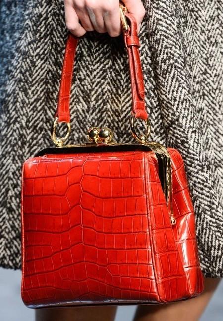 Dolce & Gabbana осень-зима 2013-2014 – когда всего слишком много — фото 87