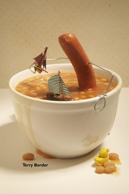 Bent Objects - фантазии и юмор Терри Бордера — фото 10
