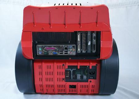 Детский компьютер в стиле «Тачки» — фото 4