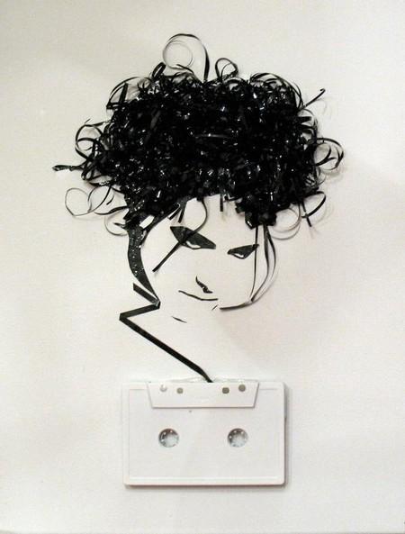 «Призрак в машине» - портреты из магнитофонной ленты — фото 12
