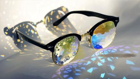 Очки-калейдоскопы от Pam Tietze — фото 1