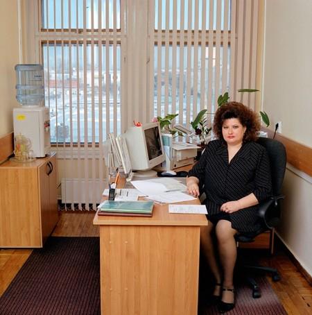 Марина Николаевна Березина – секретарь главы финансового отдела Томской области. Размер зарплаты назвать отказалась.