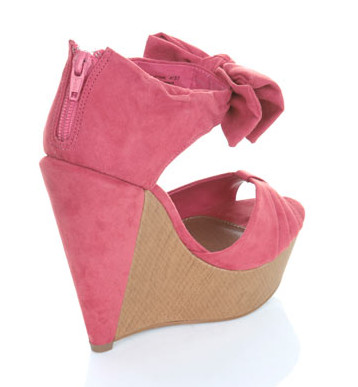 Miss Selfridge - бренд только для модниц! Обувь сезона 2012 — фото 11