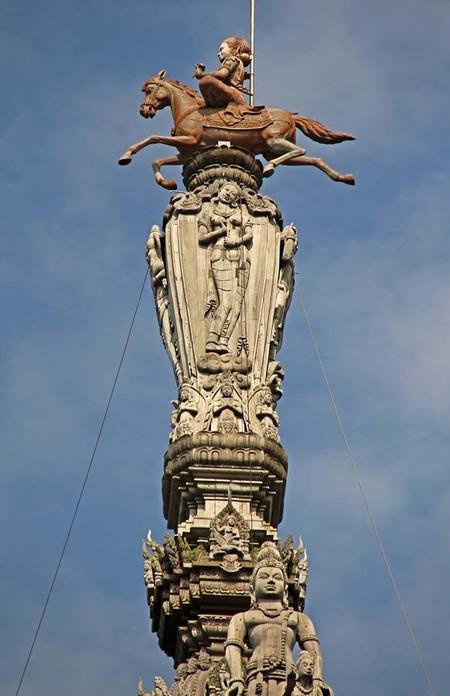 Храм Истины – настоящий деревянный шедевр — фото 25