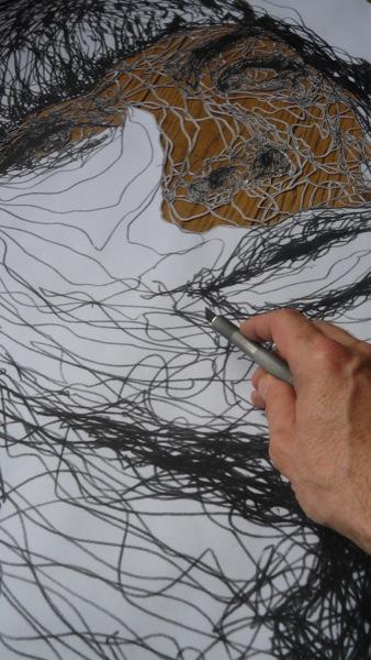 Крис Траппениерс (Kris Trappeniers) – бумажный скульптор — фото 8