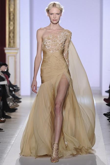 Весенняя коллекция 2013 роскошных платьев Zuhair Murad — фото 29
