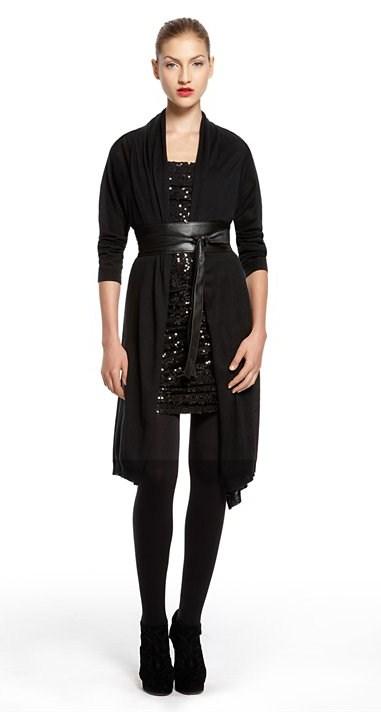 Женская коллекция DKNY зима 2013 – фирменная лаконичность — фото 14