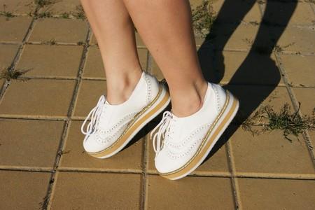 Флатформы, они же криперы, они же криперсы – еще один популярный обувной тренд — фото 37