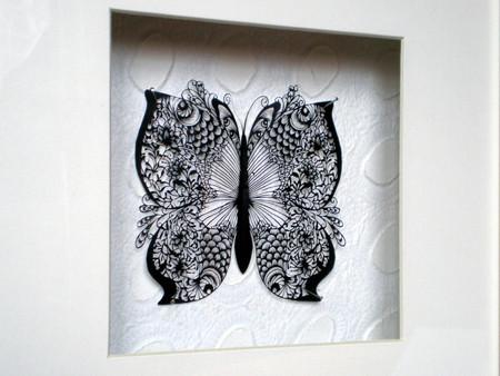 Кружева из бумаги – ювелирные работы Хины Аоямы — фото 34
