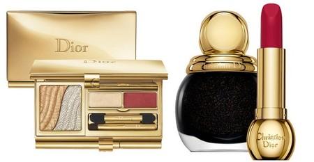 Рождественская линия косметики от Dior