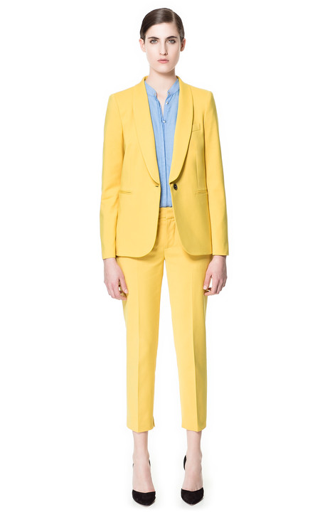 Весна 2013 – что новенького в Zara? — фото 48