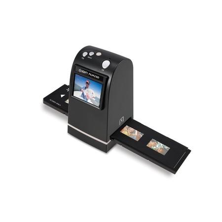 Если серебристый сканер не вписывается в ваш интерьер, можете купить черный )