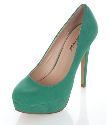 Miss Selfridge - бренд только для модниц! Обувь сезона 2012 — фото 16