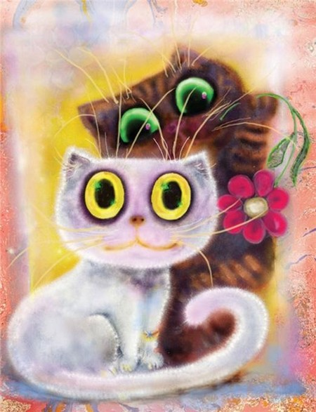 Коты и кошки Бориса Касьянова — фото 38