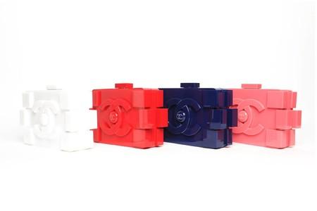 Lego и мода. Сумочки Chanel из коллекции весна-лето 2013 — фото 5