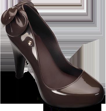 Женская коллекция MELISSA зима 2013. Хорошая обувь может быть … пластиковой! — фото 9