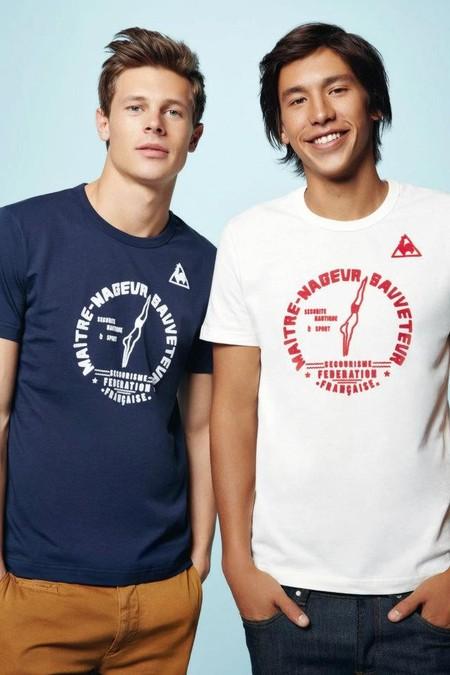 Для ярких и спортивных – коллекция Le Coq Sportif 2012 — фото 14