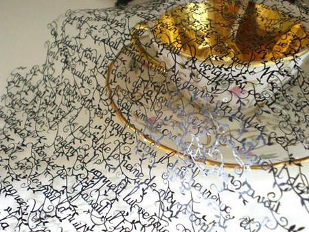 Кружева из бумаги – ювелирные работы Хины Аоямы — фото 10