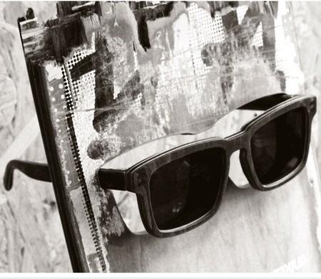 Скейтборды превращаются в очки – совместный проект Quiksilver и Vuerich B — фото 2