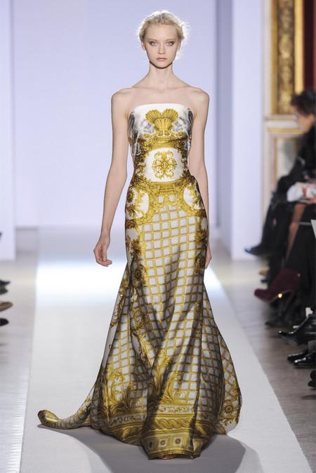 Весенняя коллекция 2013 роскошных платьев Zuhair Murad — фото 18
