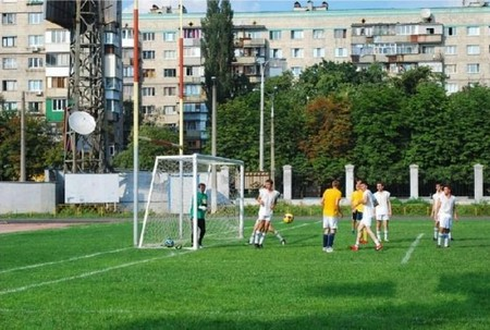 Футдаблбол – футбол по-украински. Один мяч – хорошо, а два – лучше ))) — фото 4