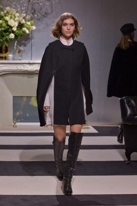 H&M выходит на подиумы – коллекция осень-зима 2013-2014 — фото 15