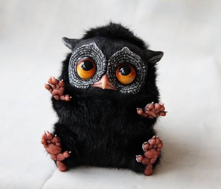 Милые монстры – игрушки Марии Santani — фото 44