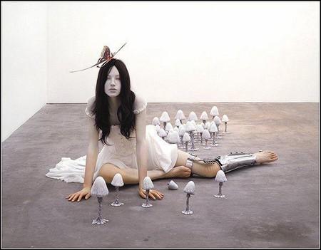 Белая сказка скульптора Мотохико Одани (Motohiko Odani) — фото 3