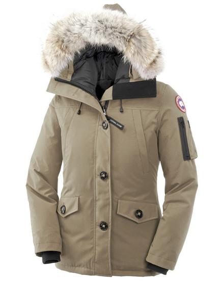 Женская коллекция от Canada Goose зима 2013 – самая теплая мода — фото 8