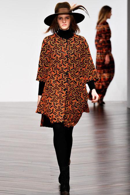 Issa осень-зима 2013-2014 – коллекция от личного стилиста герцогини — фото 25