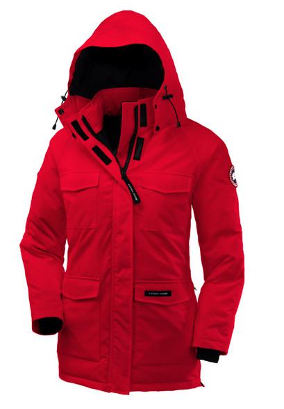 Женская коллекция от Canada Goose зима 2013 – самая теплая мода — фото 17