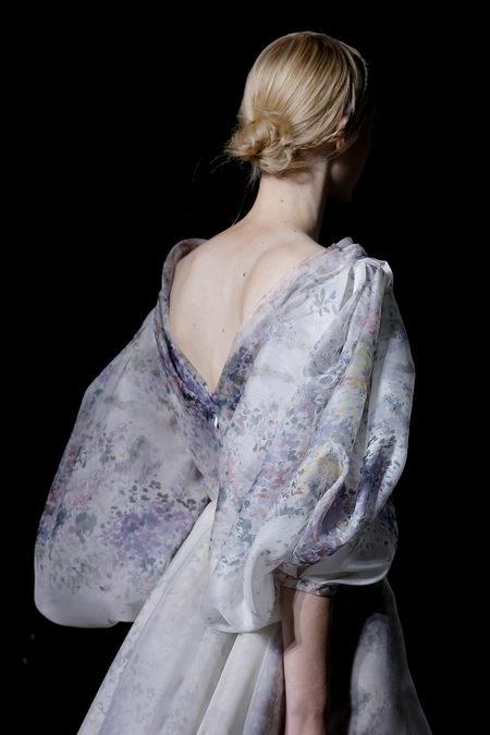 Кутюрная коллекция Valentino весна-лето 2013 – волшебство всегда в моде! — фото 60
