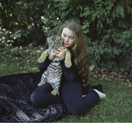 Фотопроект Amelia's world – животные в мире одной девочки — фото 15