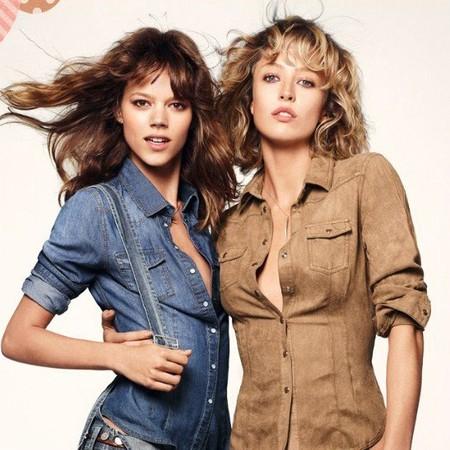 Ода джинсовой рубашке – сочиняем образы — фото 80