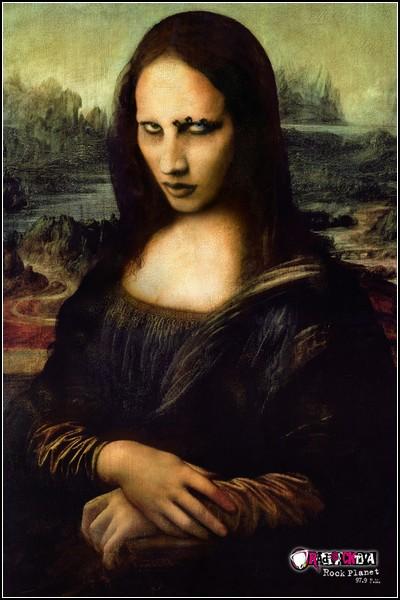 Улыбка Моны Лизы … на рекламных постерах. Новые идеи на вечную тему. — фото 8