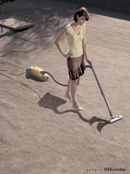 Реклама пылесосов … тоже затягивает! Креатив от разных производителей — фото 9