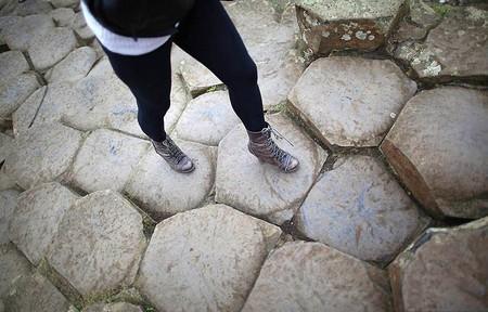 Дорога Гигантов – ступени из базальтовых столбов — фото 3