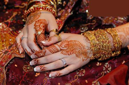 Менди – украшение не только для индийских принцесс — фото 22