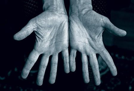 Руки скрипачки