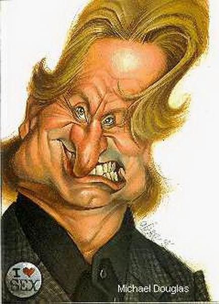Современные карикатуры на голливудских звезд — фото 40