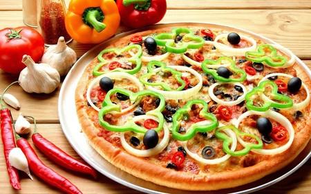 Только в Италии более 2000 вариантов пиццы