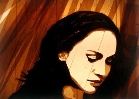 Скотч и скальпель в искусстве – удивительные картины Макса Зорна — фото 9
