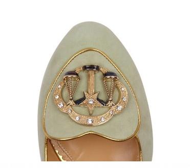 Астрологические туфли от Charlotte Olympia — фото 18