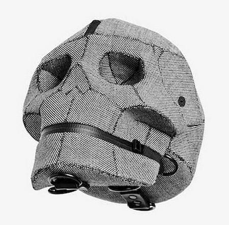 Shiva Skull – твидовый череп с нужной начинкой — фото 7